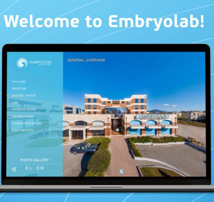 Willkommen im #EmbryolabVR!